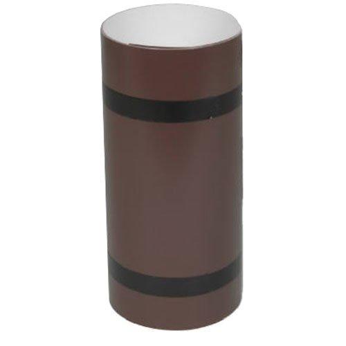 Hogar AMERIMAX productos 69410Bobina de ribete de 10x 25,4cm, blanco/marrón