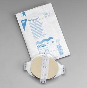 Dressing Hydrocolloid 3M Tegasorb Oval - 3M Medical 90001