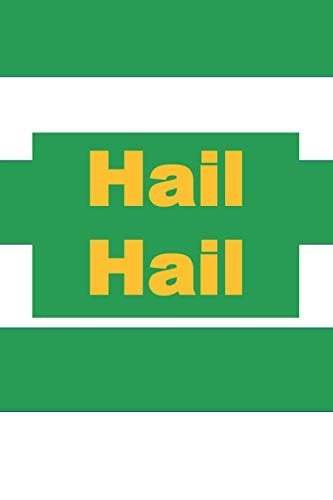 Hail Hail: Unofficial Celtic FC Gifts 88 Page Book