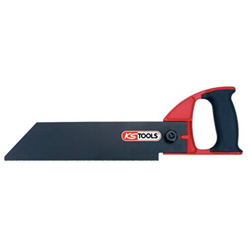 KS Tools 907.1105 Sierra de mano de PVC (tamaño: 300 mm), 300mm