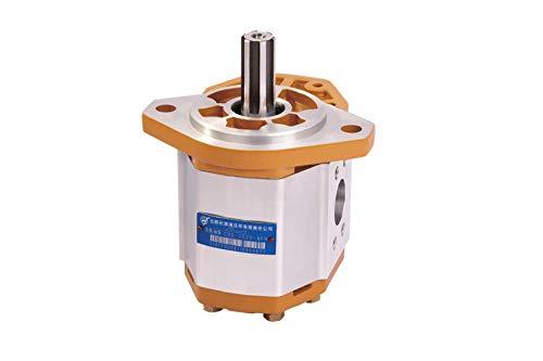 Hydraulische Pumpe CBQ-Serie Zahnradpumpe CBQ-G525 Hoher Druck: 25Mpa~28Mpa  25ml/r Aluminium-Ölpumpe (CBQ-G525-AFP)