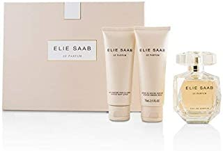 Elie Saab Intense Le Assorted Fragrances Gift Set for Women Perfume 90ml + Body Lotion 75ml + Shower Gel 75ml