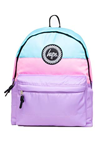 Hype Pastel Puffer Backpack
