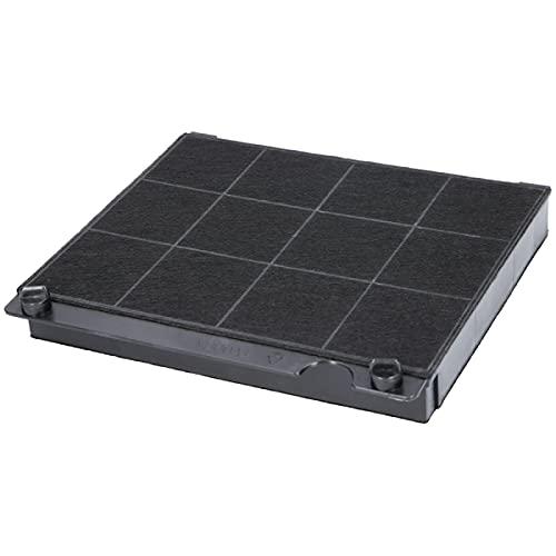 1x Filtro de carbón activado para campanas extractoras adecuado...