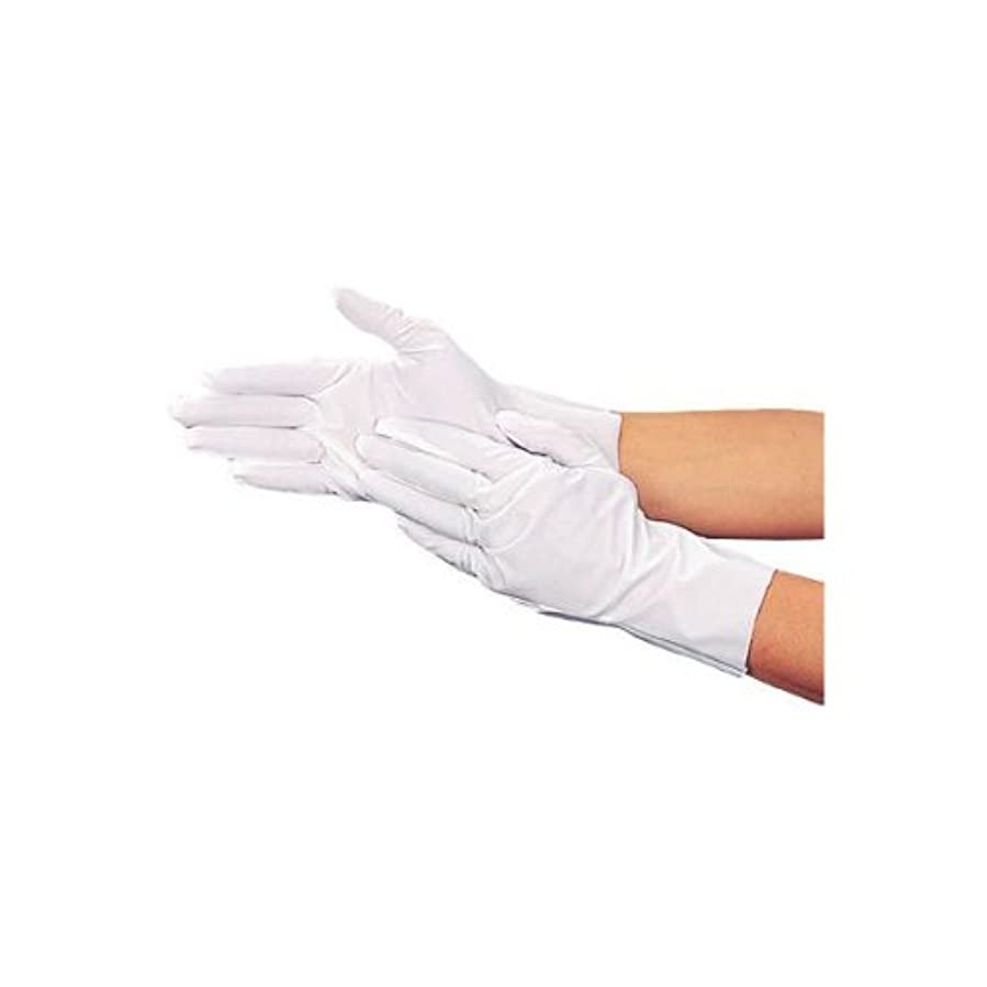 球体平和な訴えるTRUSCO クリーンルーム用溶着手袋LL寸