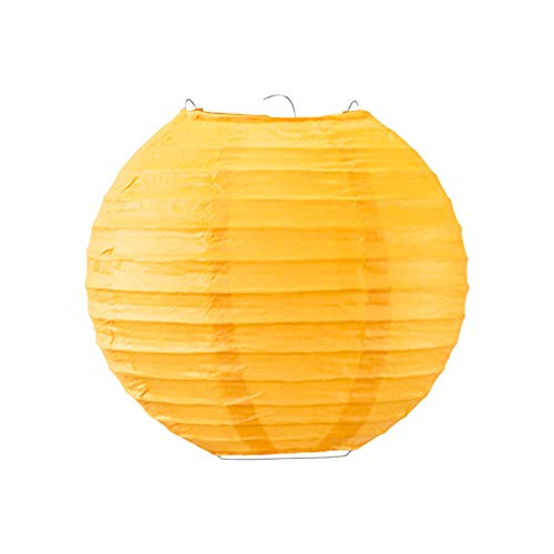 SKYLANTERN Boule Papier 20cm Orange