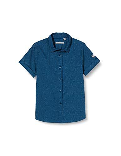 Mexx Jungen 952111 Hemd, Mehrfarbig (Printed 300092), (Herstellergröße: 104)