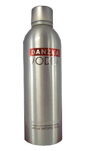 Danzka Vodka Red 40% - 1 Liter