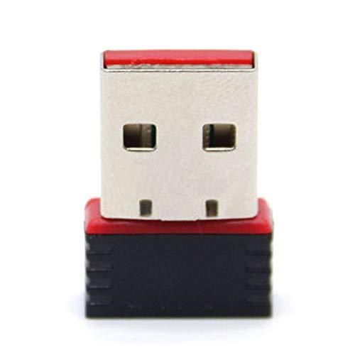 Greens 802.11n USB draadloze kleine netwerkkaart WiFi ontvanger zender Mt7601