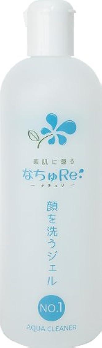 整然としたカーテン衣装NO.1 アクアクリーナー「顔を洗うジェル」(500ml)