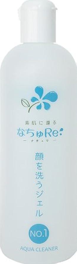 防水寄稿者年齢NO.1 アクアクリーナー「顔を洗うジェル」(500ml)