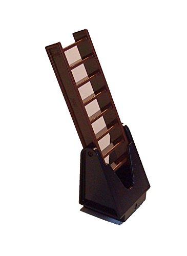 Lego Duplo braune Leiter + schwarzer Ständer