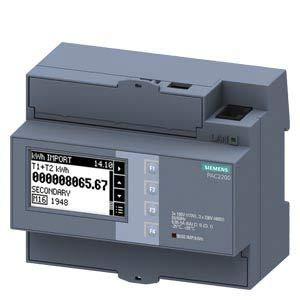 7KM2200-2EA30-1JA1 - SENTRON, Messgerät, 7KM PAC2200, LCD, L-L: 400 V, L-N: 230