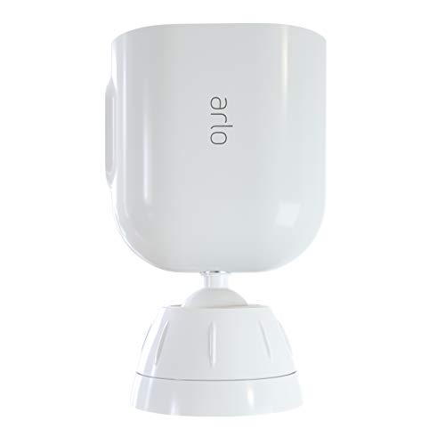 Arlo zertifiziertes Zubehör | VMA5100 Total Security Halterung, geeignet für Arlo Ultra & Pro3 kabellose WLAN Überwachungskameras, weiß