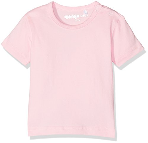 DIRKJE T-Shirt Short Sleeves T-Shirt Bébé Fille Rose (Light Pink) 6 Ans (Taille Fabricant: 116) Lot de