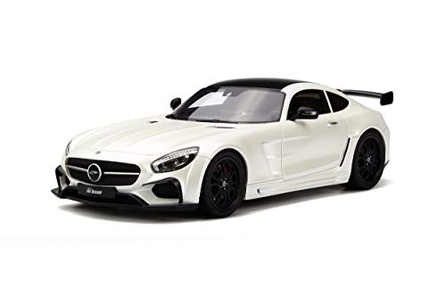 MERCEDES-BENZ AMG gt3 GT S COUPE NERA metallica a partire dal 2014 1//24 MotorMax modello...