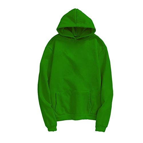 WANGSHI Hooded Sweater Size Hoodie Pluche Streetwear Met lange mouwen Zakken Oversized Sweatshirt Herfst Winter Wit