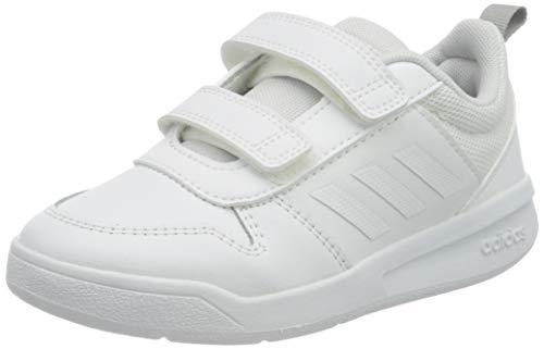 adidas Tensaur C, Zapatillas de Running, FTWR White FTWR White Grey Two F17, 34 EU
