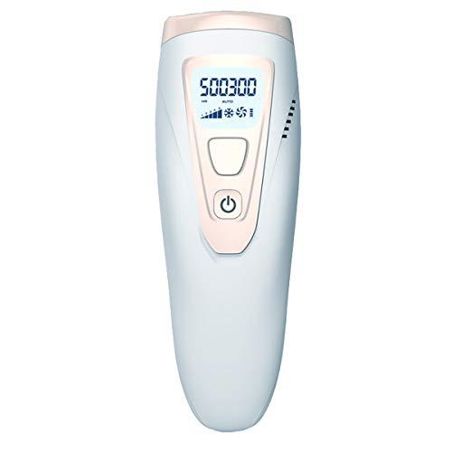 Pulslicht-Haarentfernungsgerät-Gefrierpunktkörper-Haarentfernungsinstrument für Hauptschönheitssalons sind anwendbar