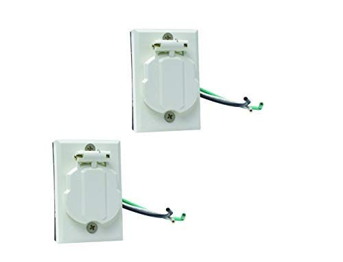 Solus SCO-338W 120V Grounded Convenience Electrical Outlet for Outdoor Lamp Post and Poles, Energy...