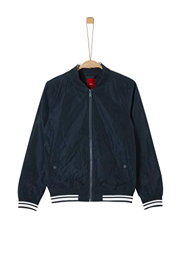 s.Oliver RED Label Jungen Blouson in Nylon-Optik Dark Blue M