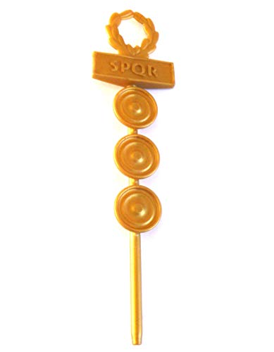 playmobil ® - Standarte SPOR Fahne Roman Romana - goldenes Banner
