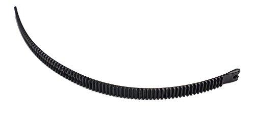 Half Inch Rails Zip Tie Focus Gear - Mini - Zahnkranz für Follow Focus/Schärfezieheinrichtung mit 0.8 Pitch für Objektive von 42mm bis 70mm/Lens Gear