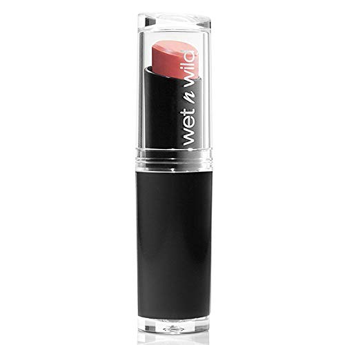 Wet n Wild – Megalast Lip Color- hochpigmentierte Lippenfarbe, Just Peachy, 1 Stk. 20g