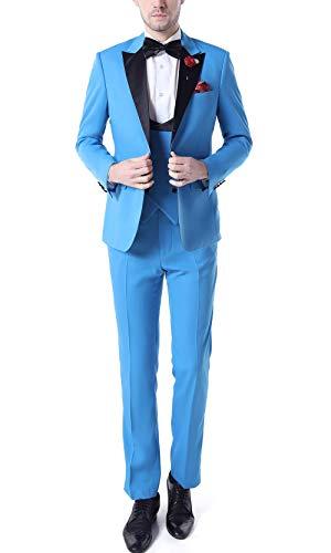 Unstructured Suit Wedding
