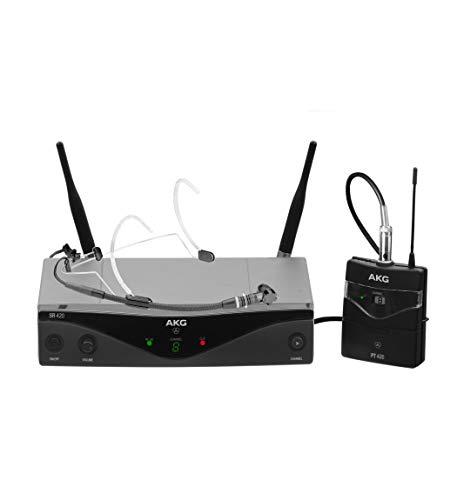 Akg - Wms-420 sport micrófono inalámbrico wms420-sport banda u2