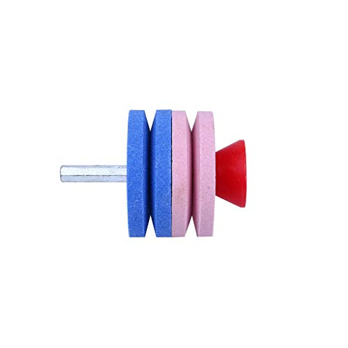 Afilador de cuchillos,CHshe Piedra de afilar duradera y fuerte para hogar,facil de usar,herramienta del hogar