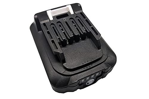 CYDZ Sostituire batteria per Makita BL1020B 197394-3 10.8V 2000mah & Makita BL1021B 197396-9 12V Max. 2000mah Li-ion CXT batteria compatibile con Makita HP332D HP333D TM30D TD110D JR103D JR105D