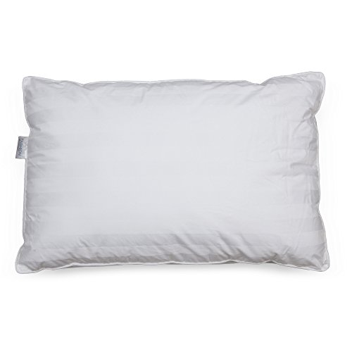 Leggett & Platt Sleep Plush + GelSoft Medium Density Fiber Pillow, Standard / Queen