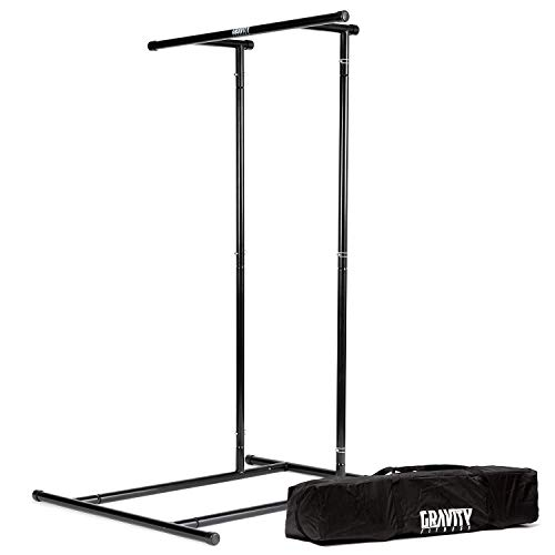 Gravity Fitness Portable Bodyweight Mate & Pull Up Rack