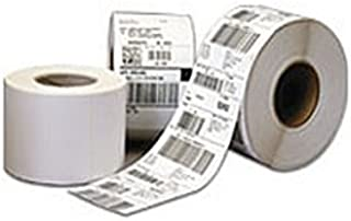 CognitiveTPG Direct Thermal Labels (2.4 inch x 1.0 inch - Gap-cut, Perforated, Removable adhesive - 1,685 labels/roll, 12 ...