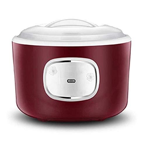 JYDQM 360 ° Tridimensional Constante la Temperatura de calefacción, Mini Yogurt máquina, Totalmente automática Fermentación del hogar, Multifuncional Copa de Cristal