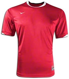 Youth Tiempo Training Red/White Jersey