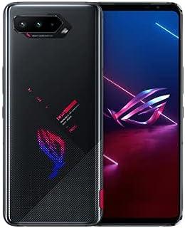 Asus Rog Phone 5S Dual Sim Black 18GB RAM 512GB 5G Global Version ( Cooling Fan in Box )