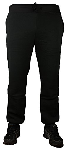 Pantalon Sport Taille Basse Jogging Gym Homme in Noir | Taille: S
