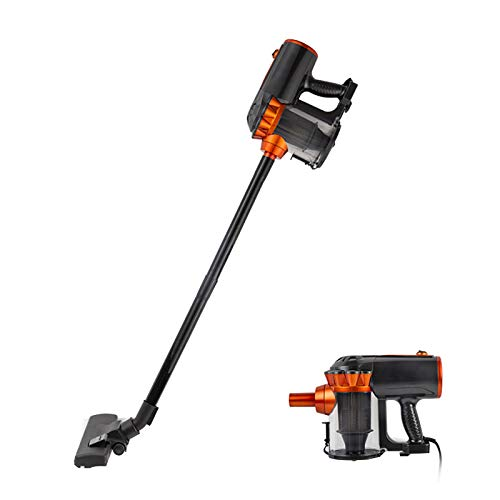 Cordless Vacuum Cleaner, Upgraded Handheld & Stick Vacuums with HEPA Filter, 600W Powerful Cyclone Suction Dust Cleaners, Lightweight Quiet Vac for Home Hard Floor Carpet Car Pet