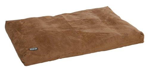 Buster Hundebett aus Memory Foam-Schaumstoff, 120x100cm, kamelhaarfarben