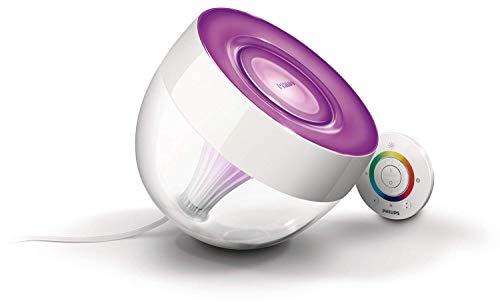 Philips Living Colors LC Iris clear/transparent dimmbar, 10 W, 16 millionen farben 7099960PH