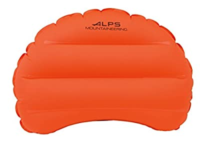 ALPS Mountaineering Versa Pillow, Flame, One Size (7999832)