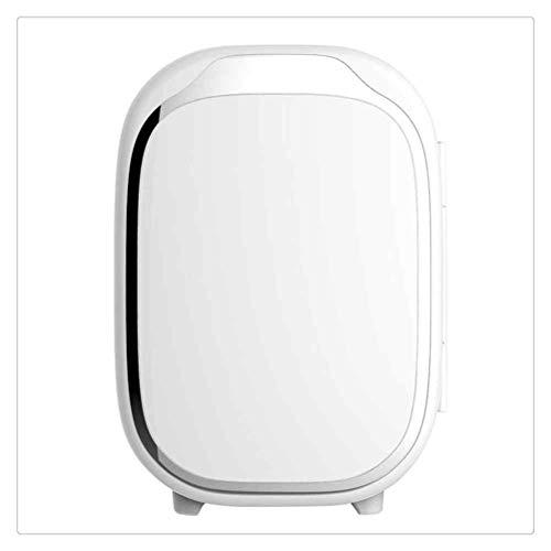 WNDRZ Mini Refrigerador Eléctrico De 12 V, 6 litros, Caja Fría Y Caliente De Doble Uso, Mini Refrigerador Pequeño para Viajes Al Aire Libre En Coche Y En Familia