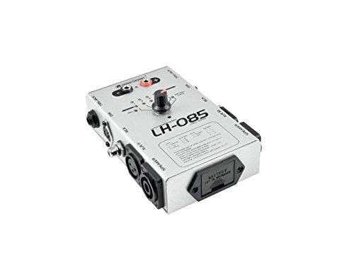 Omnitronic LH-085 Kabeltester   Kabelprüfer für XLR, Klinke, DIN, Cinch, Speaker   Idealer Kabeltester für alle Kabelverbindungen im Studio- und Live-Betrieb