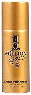 Paco Rabanne 1 Million Deodorant Spray for Men, 5 Ounce