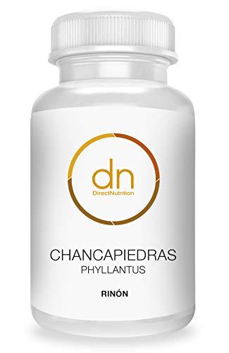 CHANCAPIEDRAS ( PHYLLANTUS) 60 CAPSULAS | DN DIRECT NUTRITION , CÁLCULOS RENALES, PROTECCIÓN RIÑÓN