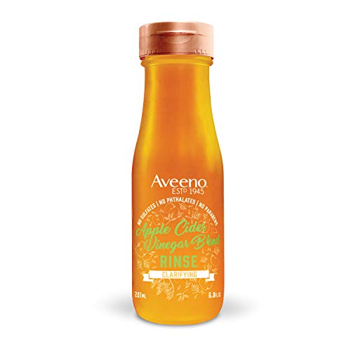 Aveeno Clarifying Apple Cider Vinegar InShower Hair Rinse