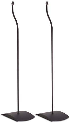 Bose UFS-20 Series II Universal Floor Stands, Black - 722139-0010