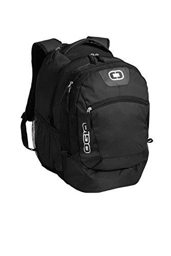 "OGIO 411042-BLACK 17"" Laptop Mac Book Rogue Backpack, Black"